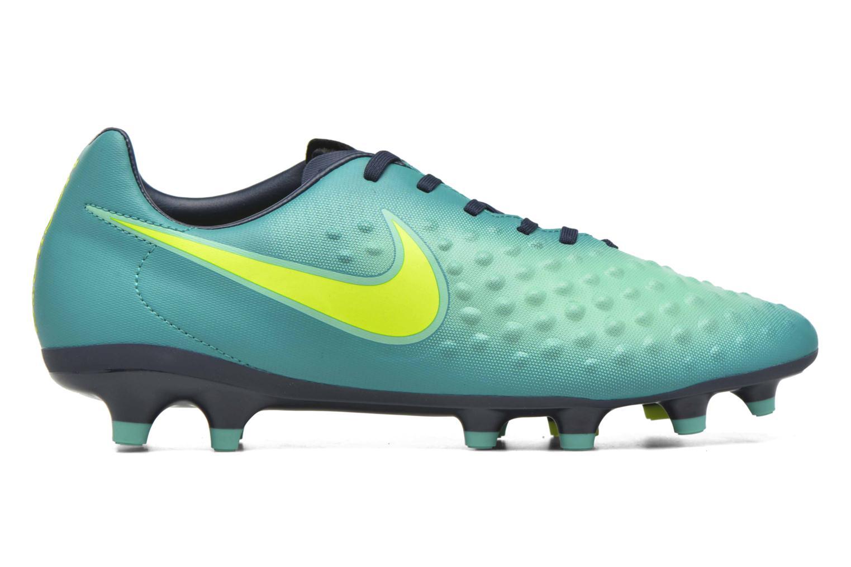 Chaussures de sport Nike Magista Onda II Fg Vert vue derrière