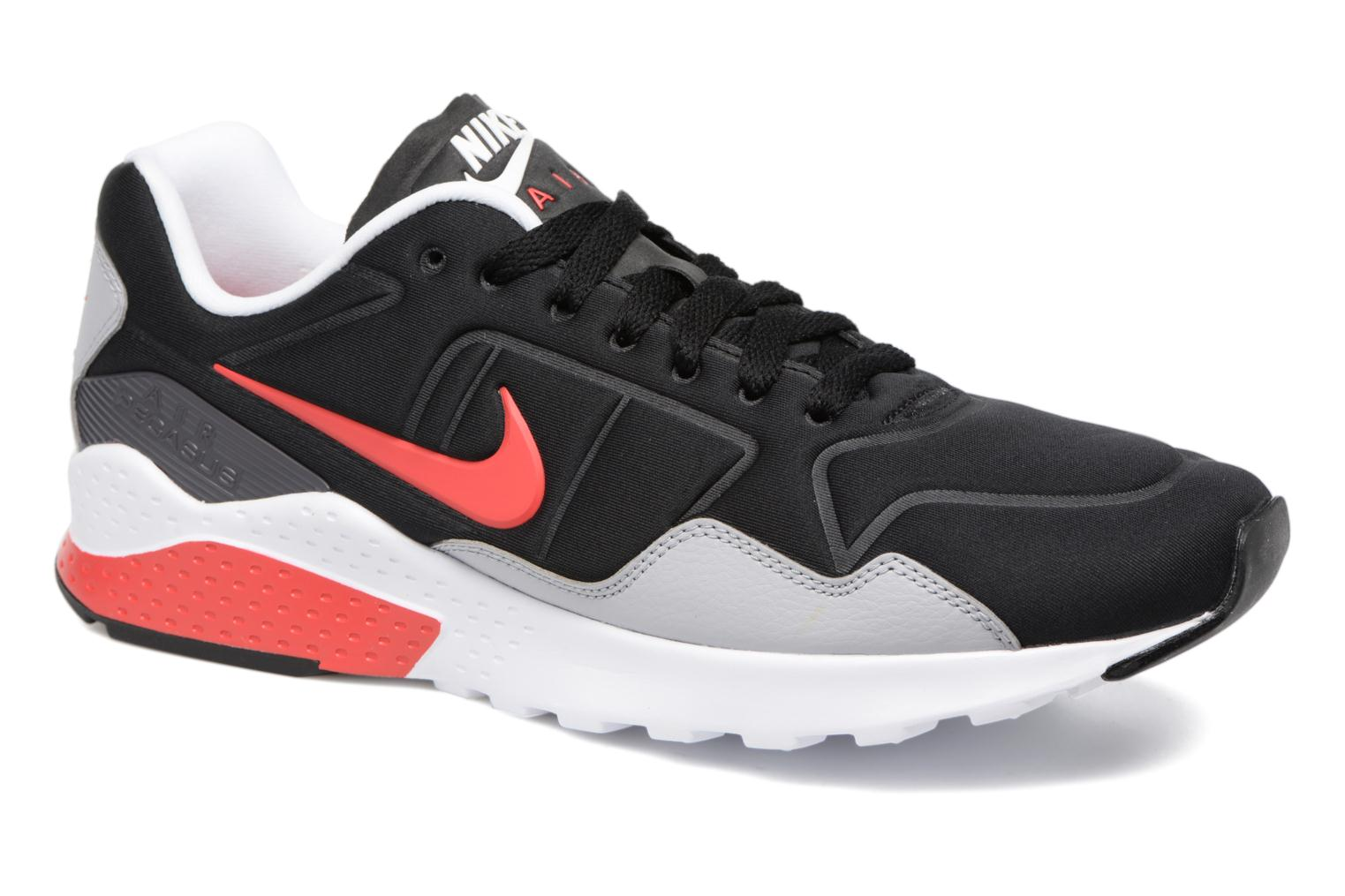 Nike Air Zoom Pegasus 92 Black/Atom Red-Wolf Grey-Atom Red