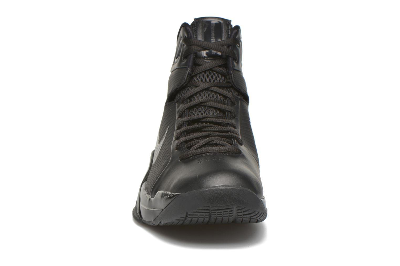 Chaussures de sport Nike Nike Hyperdunk '08 Noir vue portées chaussures