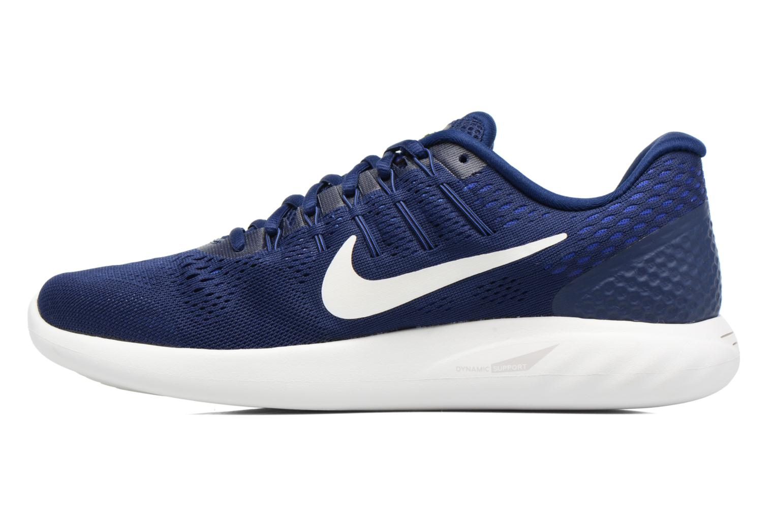 Sport shoes Nike Nike Lunarglide 8 Blue front view