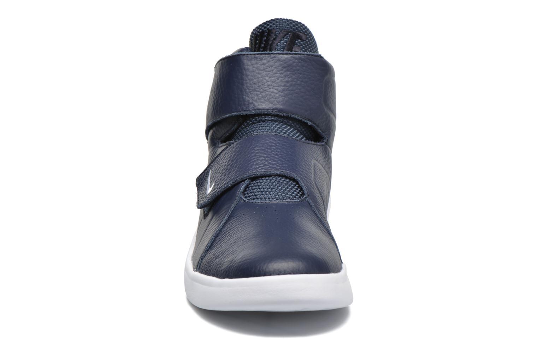 Baskets Nike Nike Marxman Bleu vue portées chaussures