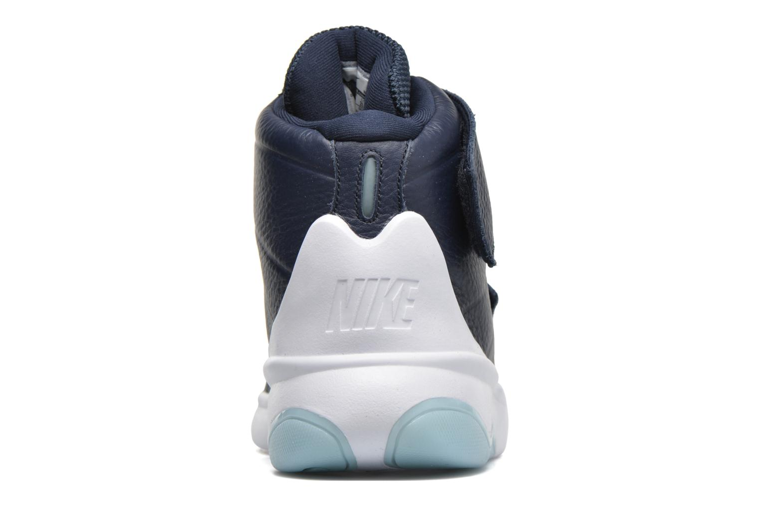 Trainers Nike Nike Marxman Blue view from the right