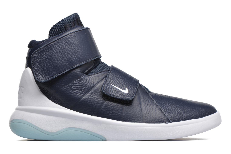 Sneaker Nike Nike Marxman blau ansicht von hinten