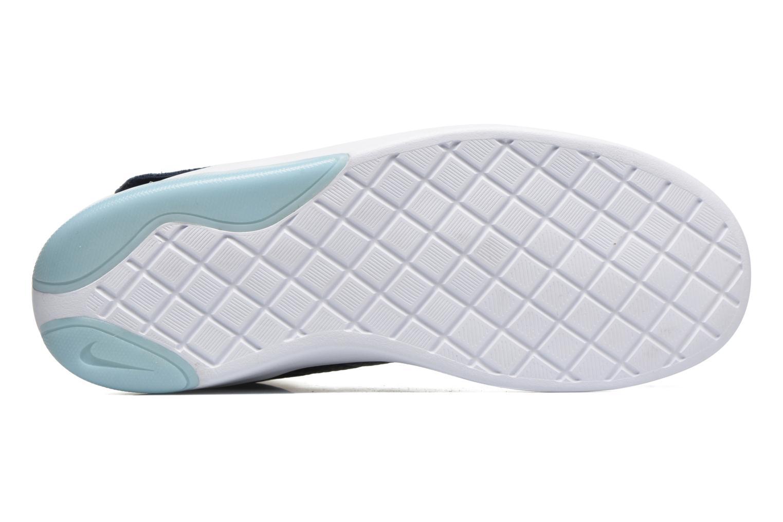 Baskets Nike Nike Marxman Bleu vue haut