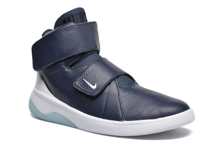 Baskets Nike Nike Marxman Bleu vue détail/paire