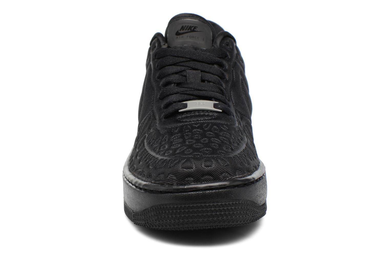 Sneaker Nike Nike W Af1 Upstep Se schwarz schuhe getragen