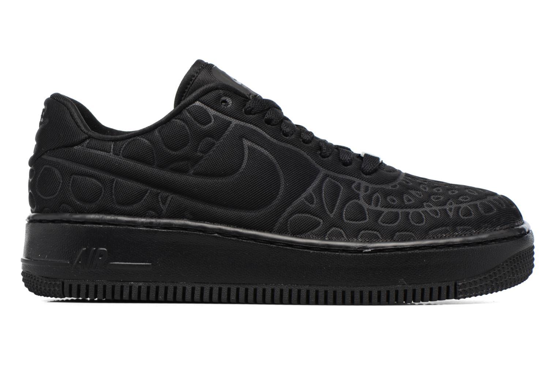 Sneaker Nike Nike W Af1 Upstep Se schwarz ansicht von hinten