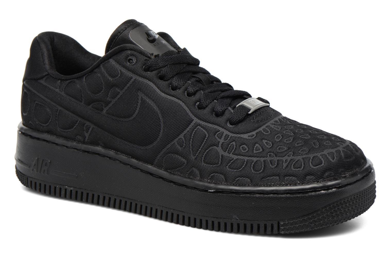 Nike W Af1 Upstep Se Black/black-White