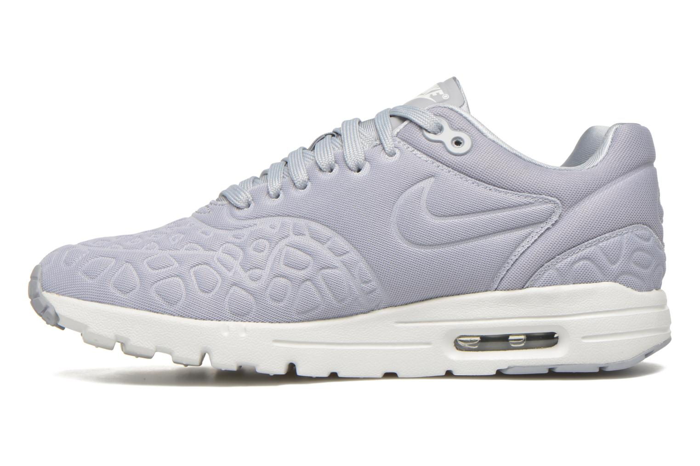 Sneaker Nike Nike W Air Max 1 Ultra Plush grau ansicht von vorne