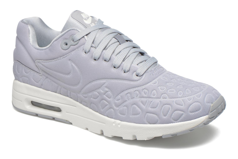 Sneaker Nike Nike W Air Max 1 Ultra Plush grau detaillierte ansicht/modell