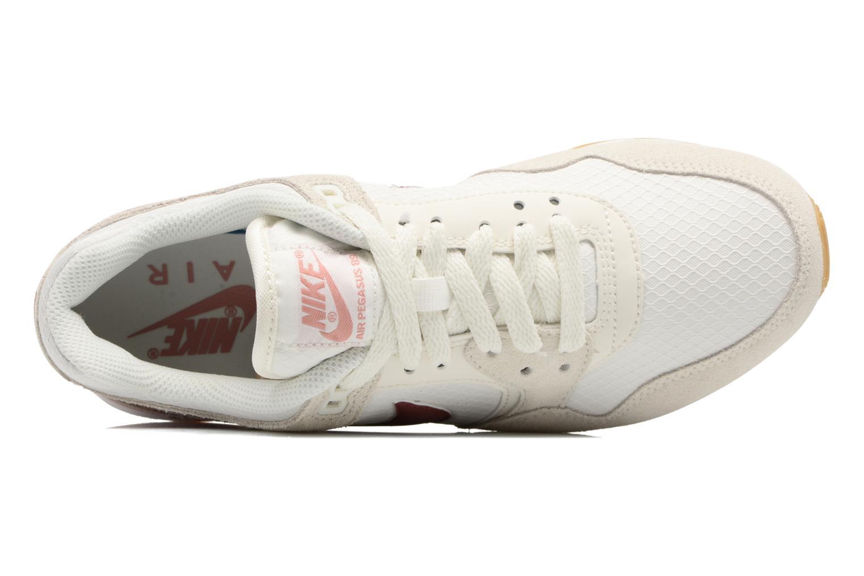 Nike W Air Pegasus '89 Sail/Port-Red Stardust-Gum Light Brown