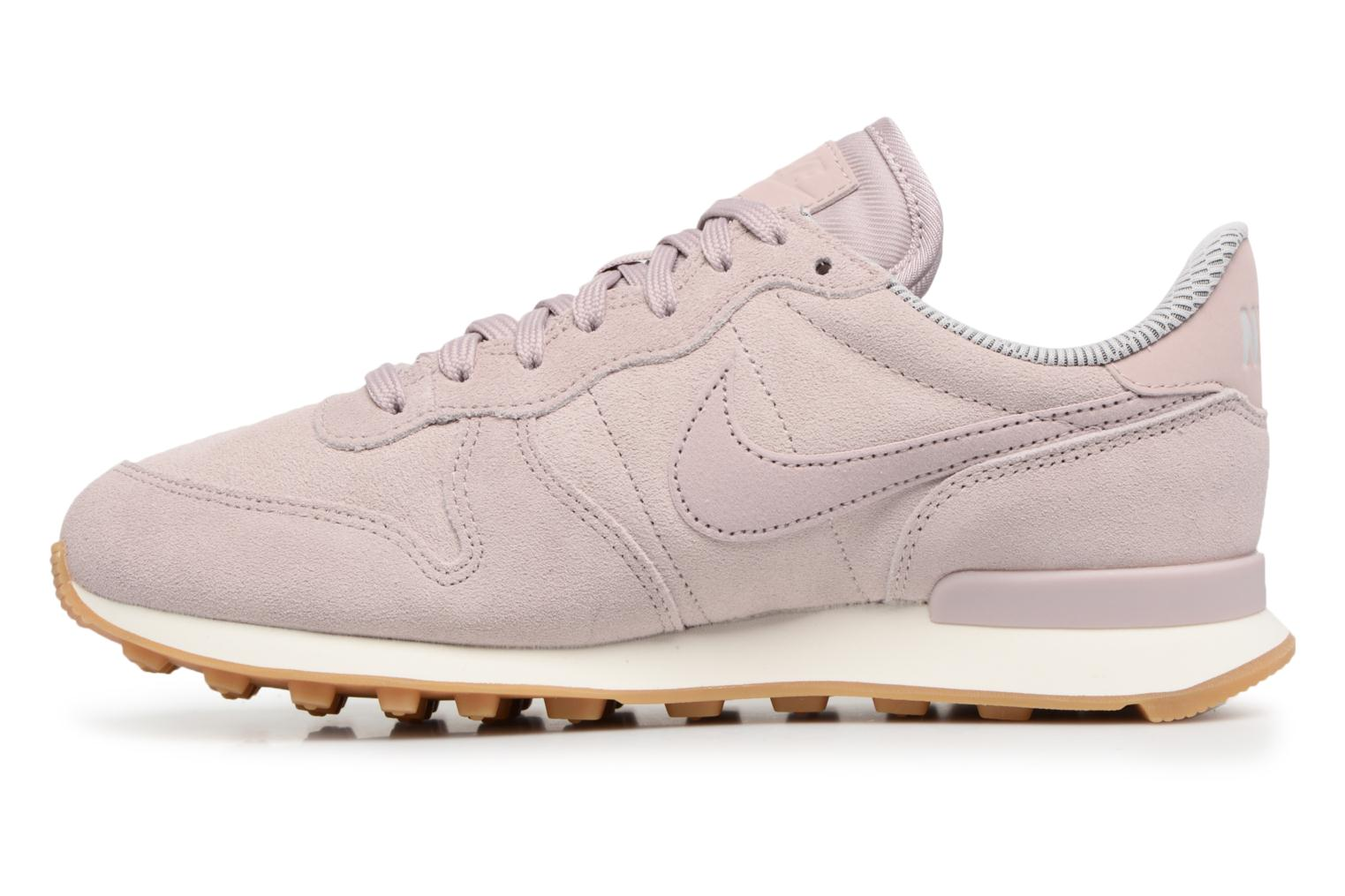 Baskets Nike W Internationalist Se Rose vue face