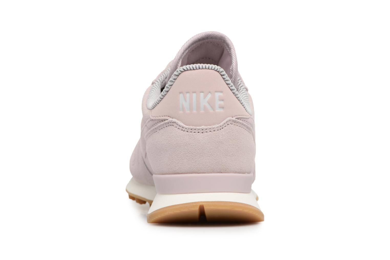Baskets Nike W Internationalist Se Rose vue droite