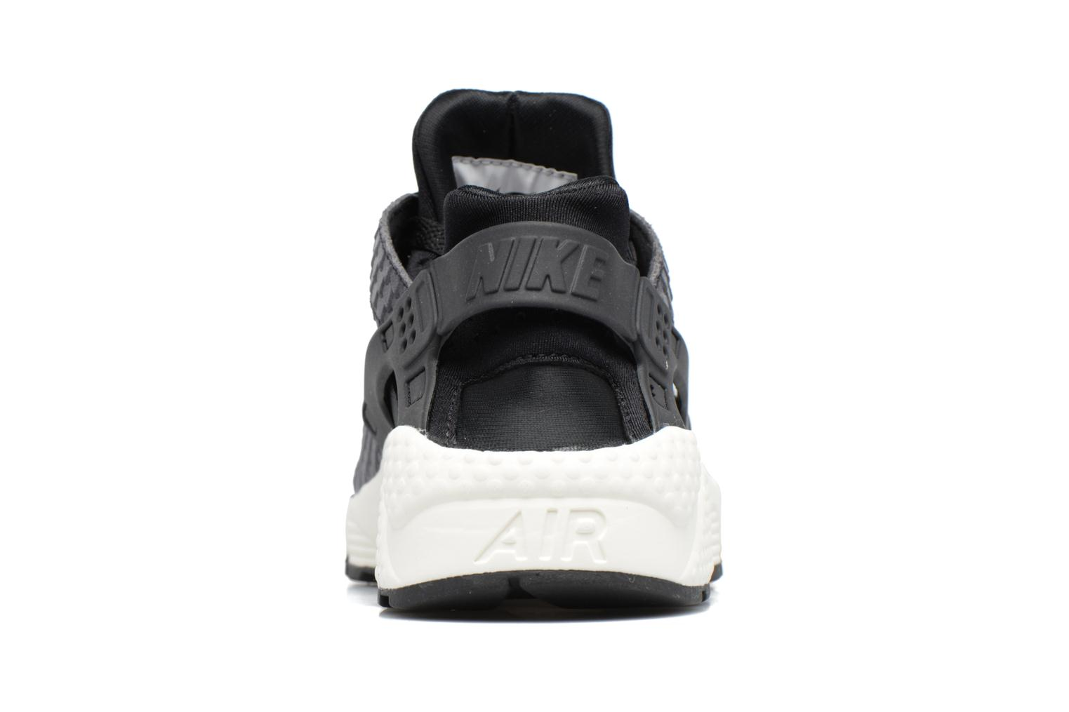 Trainers Nike Wmns Air Huarache Run Prm Grey view from the right