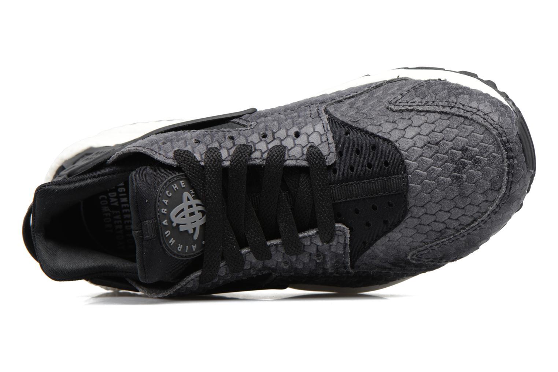 Baskets Nike Wmns Air Huarache Run Prm Gris vue gauche