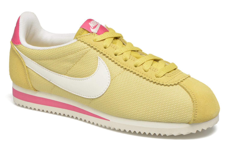 Nike Wmns Classic Cortez Txt Yellow