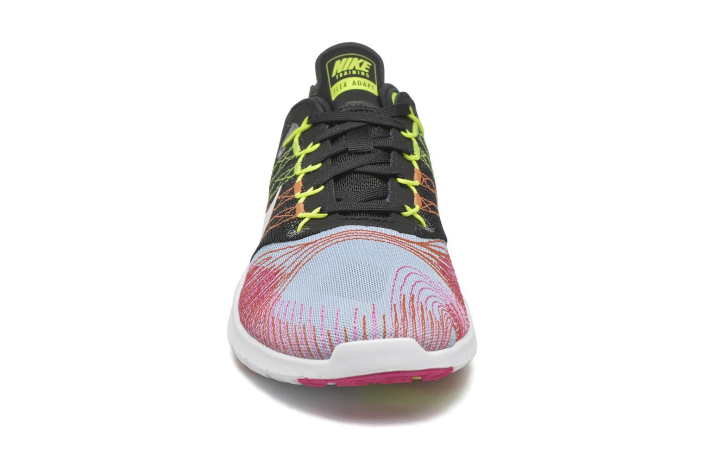Chaussures de sport Nike Wmns Nike Flex Adapt Tr Oc Multicolore vue portées chaussures