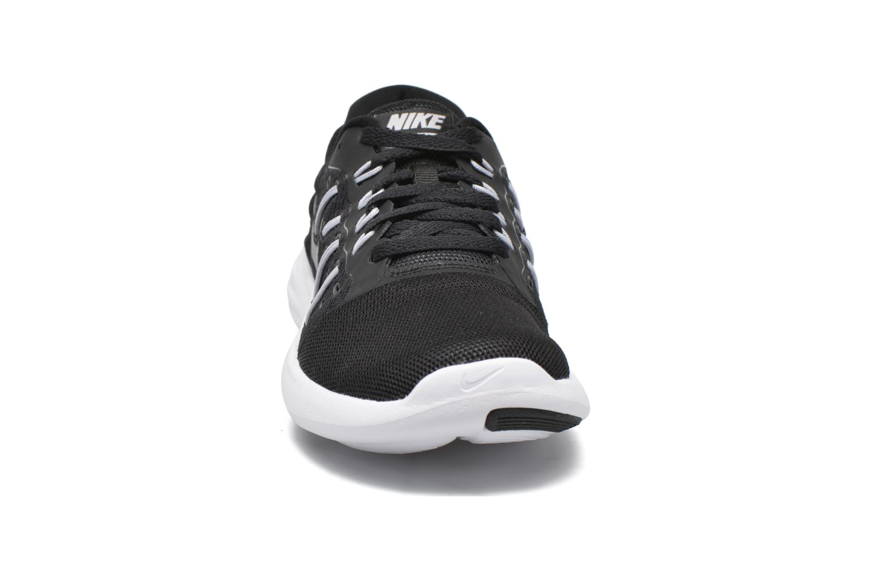 Sportschuhe Nike Wmns Nike Lunarstelos schwarz schuhe getragen