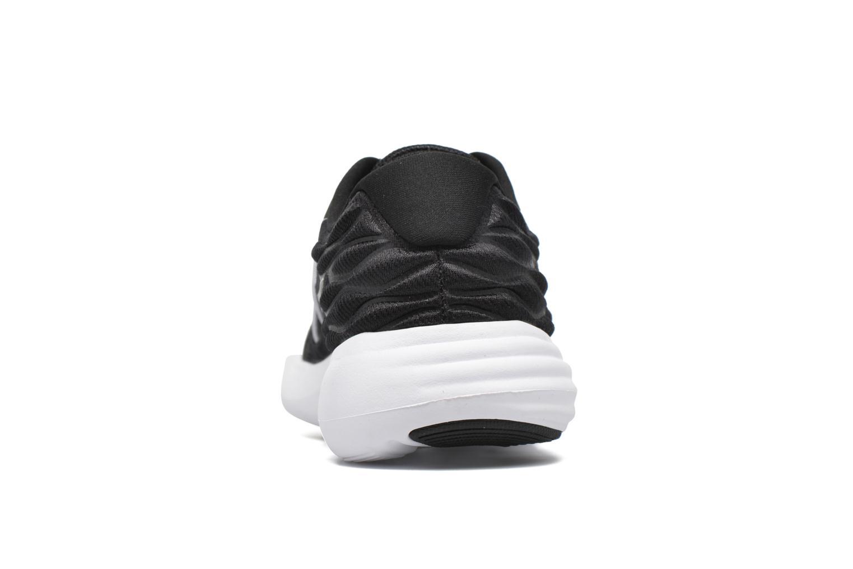Sportschuhe Nike Wmns Nike Lunarstelos schwarz ansicht von rechts