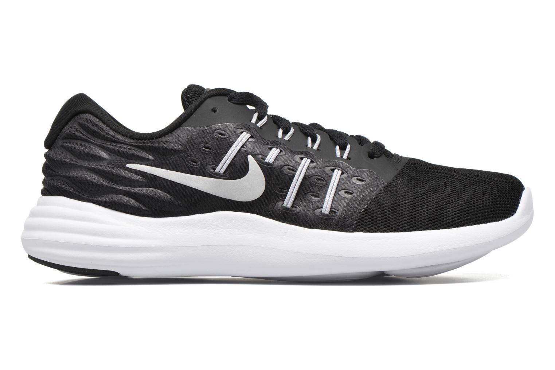 Sportschuhe Nike Wmns Nike Lunarstelos schwarz ansicht von hinten