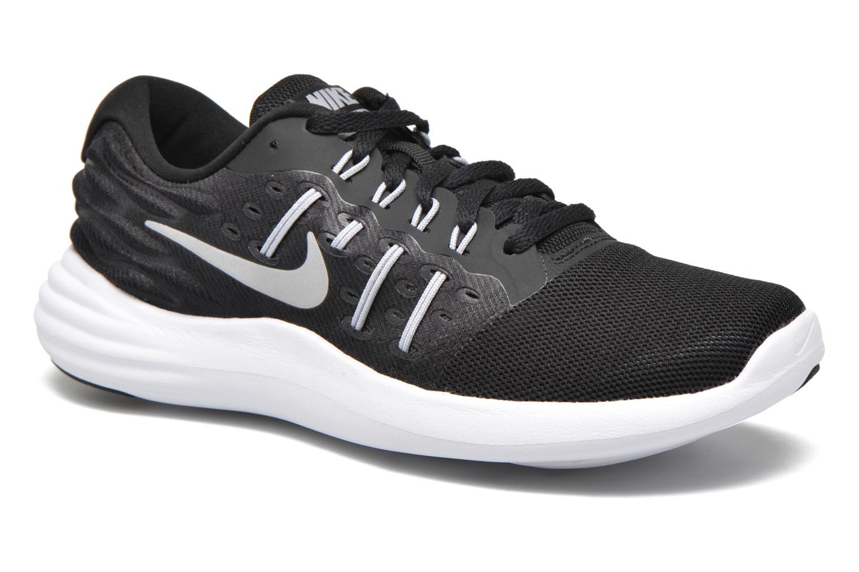 Wmns Nike Lunarstelos BlackMetallic Silver-Anthracite-White