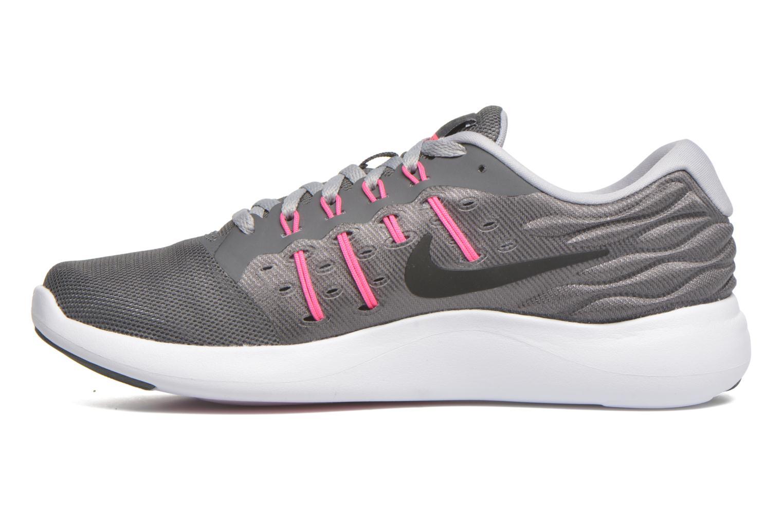 Sport shoes Nike Wmns Nike Lunarstelos Grey front view