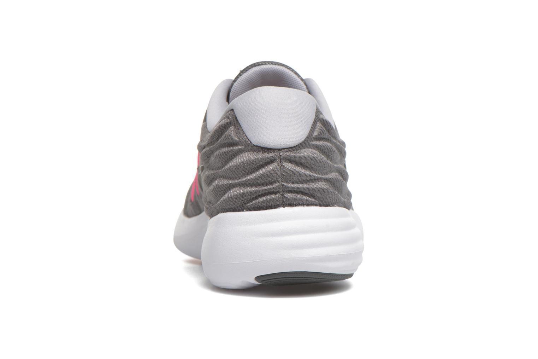 Wmns Nike Lunarstelos Dark Grey/Black-Wolf Grey-Pink Blast