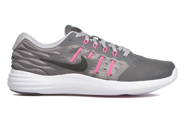 Sport shoes Nike Wmns Nike Lunarstelos Grey back view