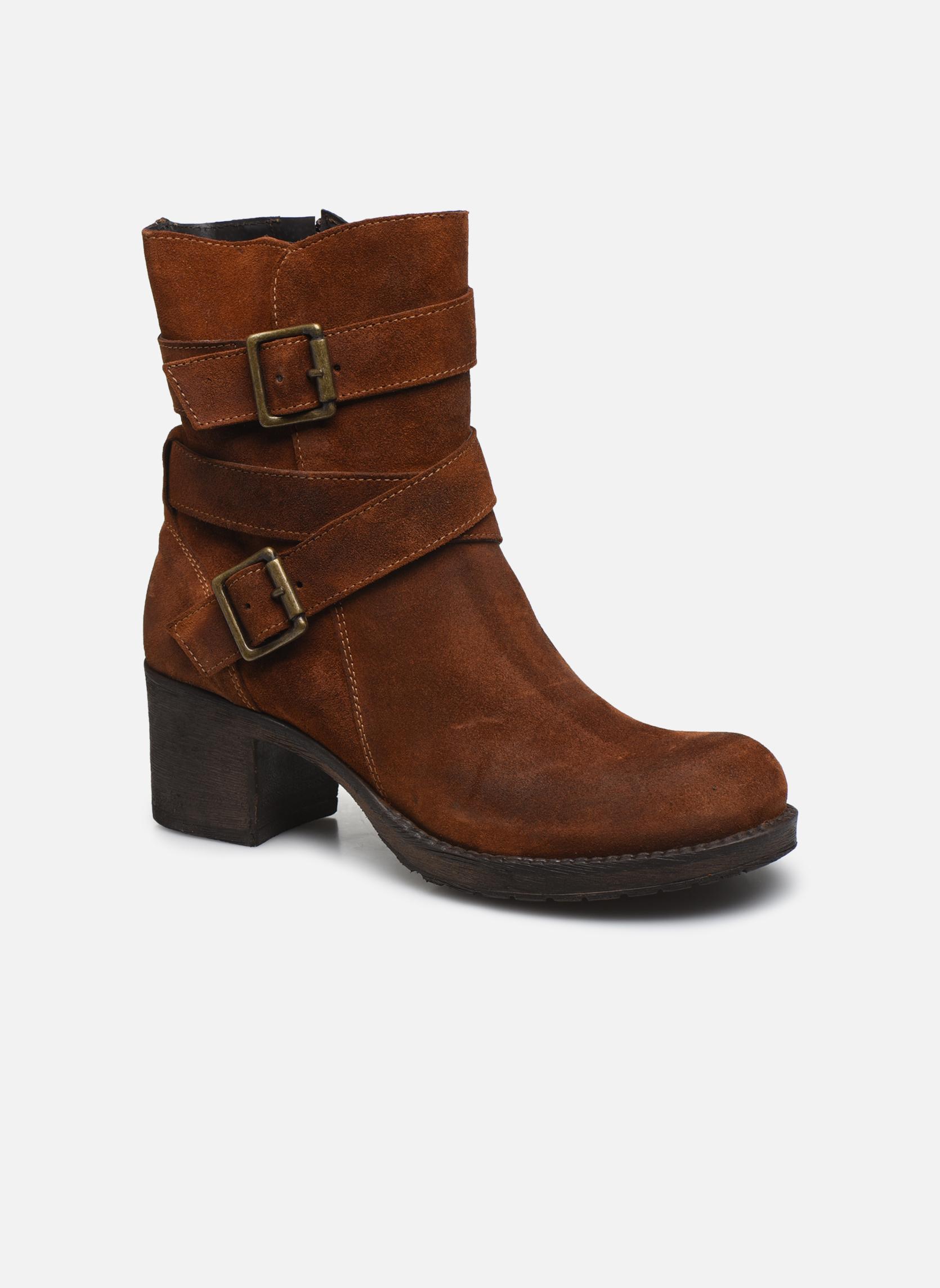 Bottines et boots Femme L.5.Escofi