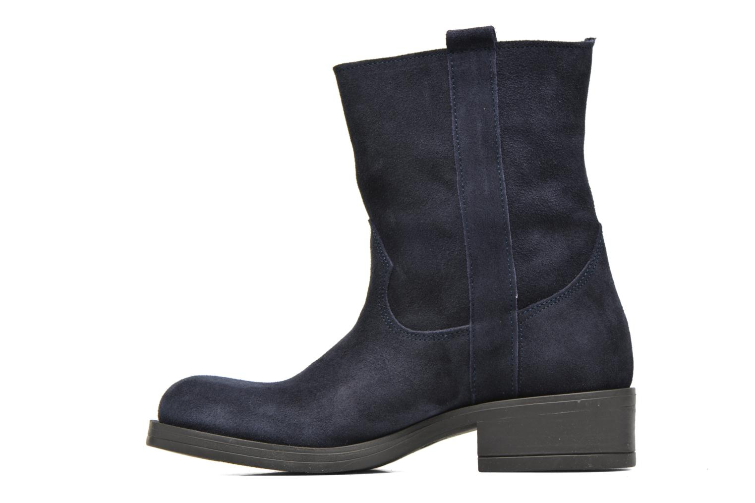 Ankle boots Sweet Lemon L.5.Entour Blue front view