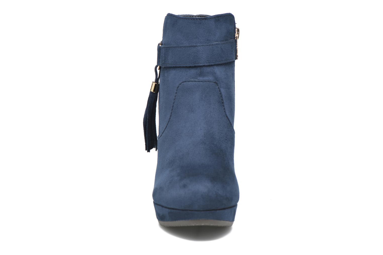 Bottines et boots Xti Petale-30285 Bleu vue portées chaussures