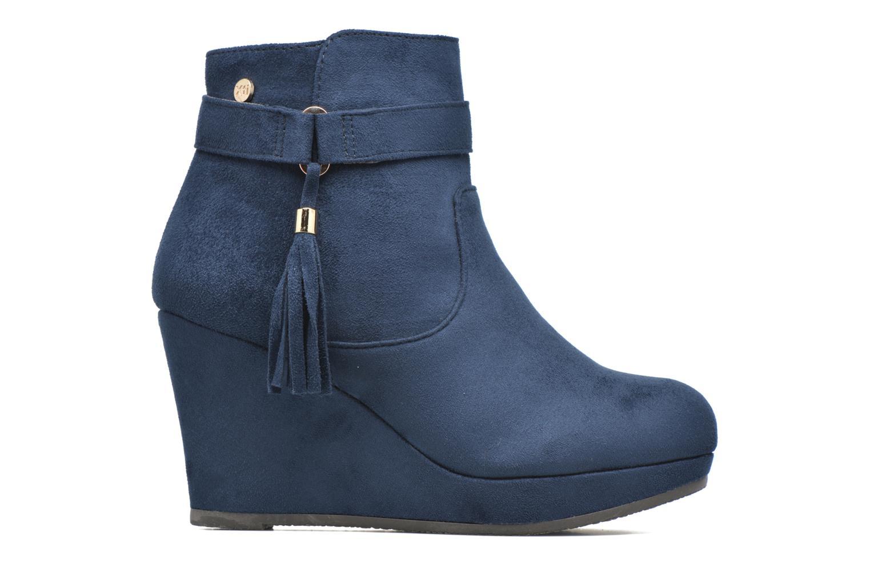 Bottines et boots Xti Petale-30285 Bleu vue derrière