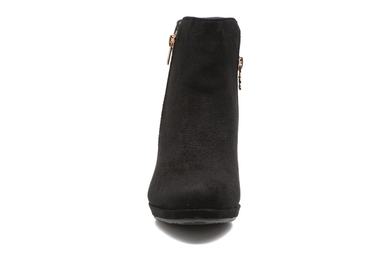 Stiefeletten & Boots Xti Fresia-30222 schwarz schuhe getragen