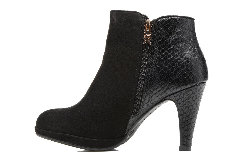 Stiefeletten & Boots Xti Fresia-30222 schwarz ansicht von vorne
