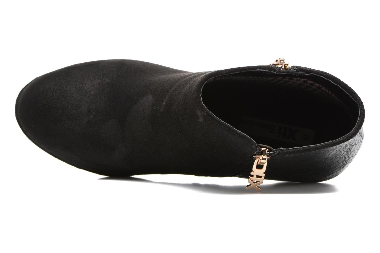Stiefeletten & Boots Xti Fresia-30222 schwarz ansicht von links