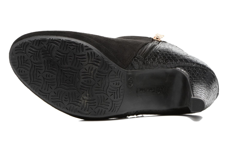 Stiefeletten & Boots Xti Fresia-30222 schwarz ansicht von oben