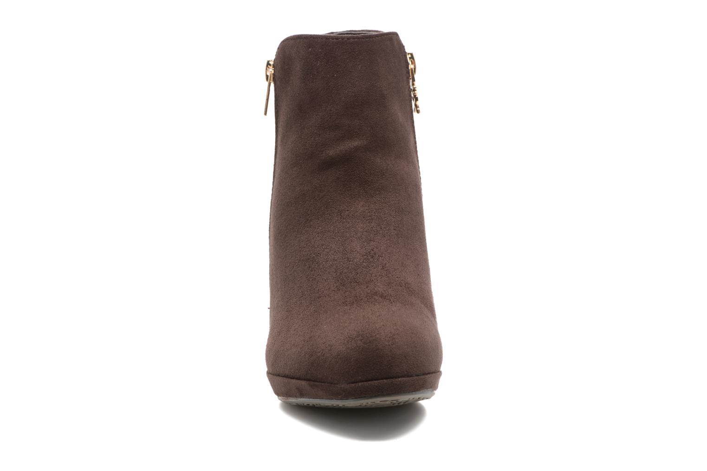 Stiefeletten & Boots Xti Fresia-30222 braun schuhe getragen