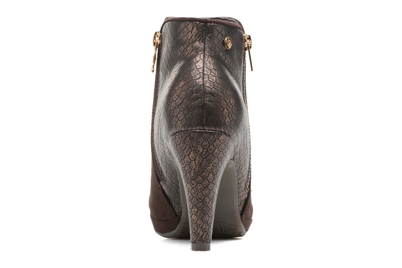Stiefeletten & Boots Xti Fresia-30222 braun ansicht von rechts