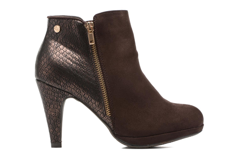 Stiefeletten & Boots Xti Fresia-30222 braun ansicht von hinten