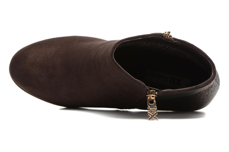 Stiefeletten & Boots Xti Fresia-30222 braun ansicht von links