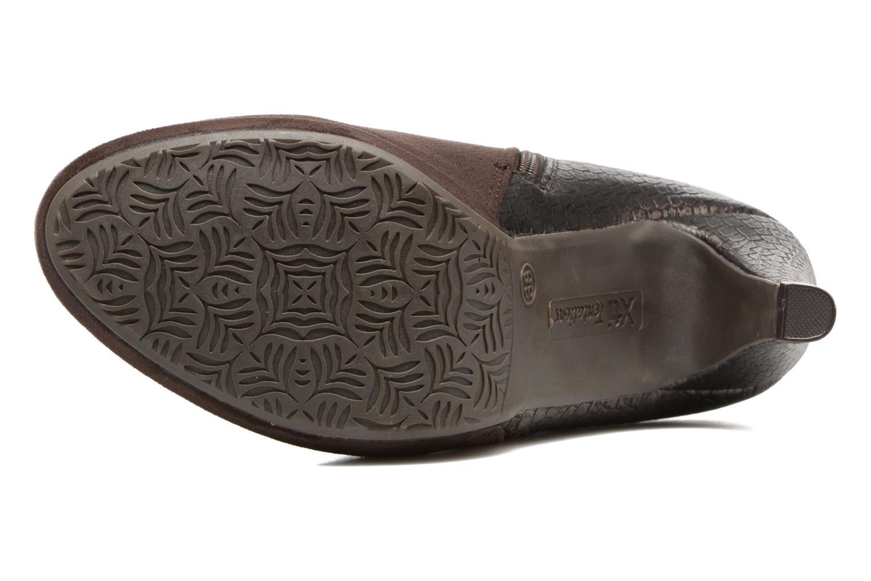Stiefeletten & Boots Xti Fresia-30222 braun ansicht von oben