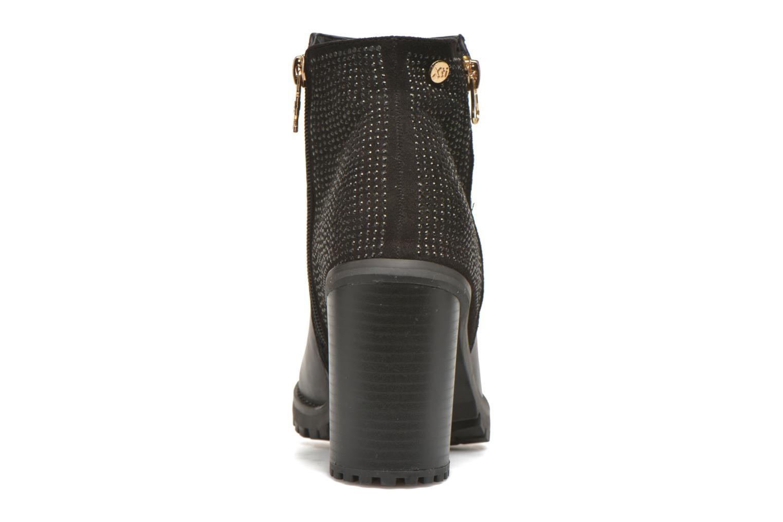 Bottines et boots Xti Louxy-46066 Noir vue droite