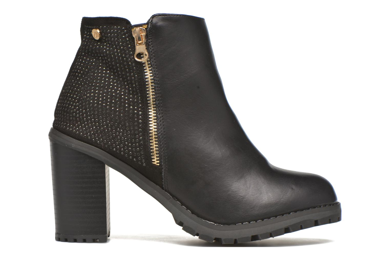 Ankle boots Xti Louxy-46066 Black back view