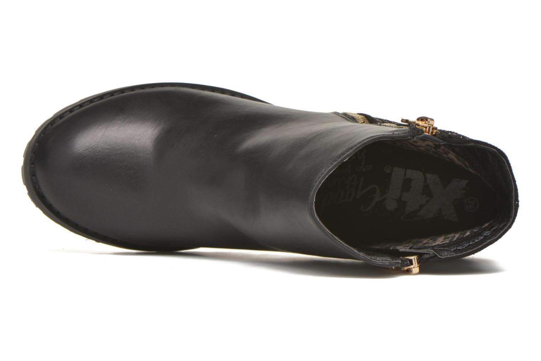Bottines et boots Xti Louxy-46066 Noir vue gauche