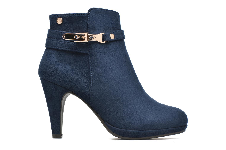 Bottines et boots Xti Poppy-46013 Bleu vue derrière