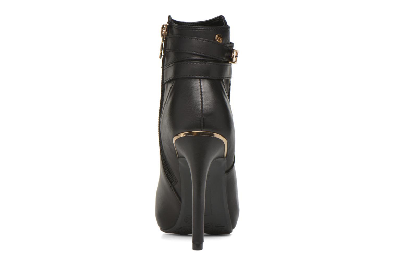 Bottines et boots Xti Lena-46017 Noir vue droite