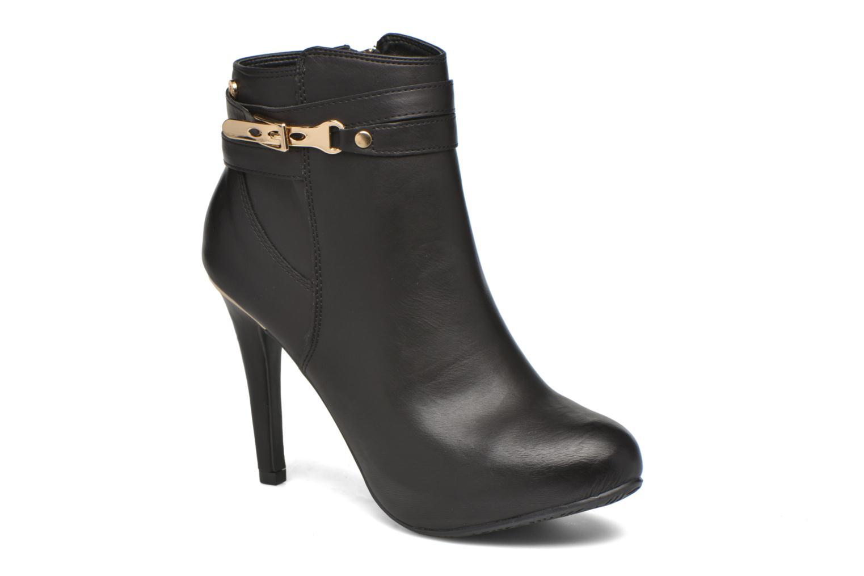 Bottines et boots Xti Lena-46017 Noir vue détail/paire