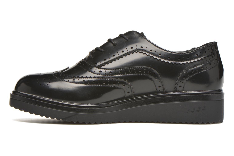 Chaussures à lacets Xti Luty-46259 Noir vue face