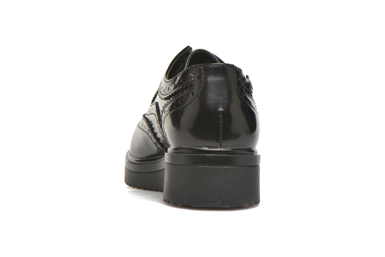 Chaussures à lacets Xti Luty-46259 Noir vue droite