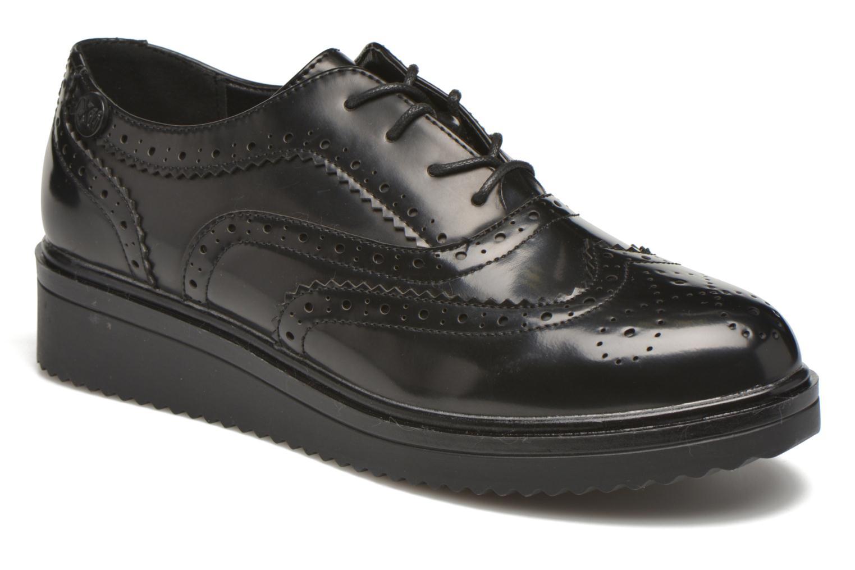 Chaussures à lacets Xti Luty-46259 Noir vue détail/paire